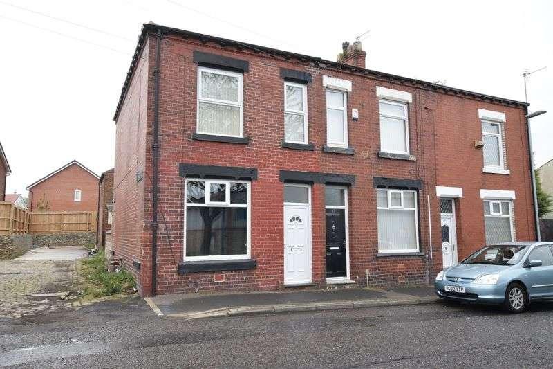 3 Bedrooms Terraced House for sale in Hawksley Street, Oldham