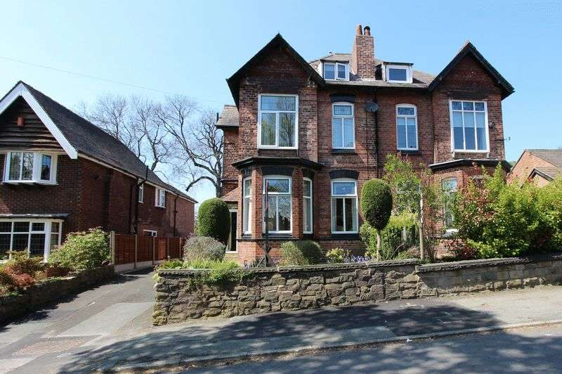 5 Bedrooms Semi Detached House for sale in Deyne Avenue, Prestwich, Manchester