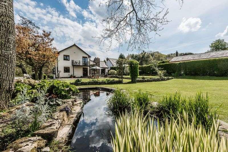4 Bedrooms Detached House for sale in Long Heys Lane, Dalton