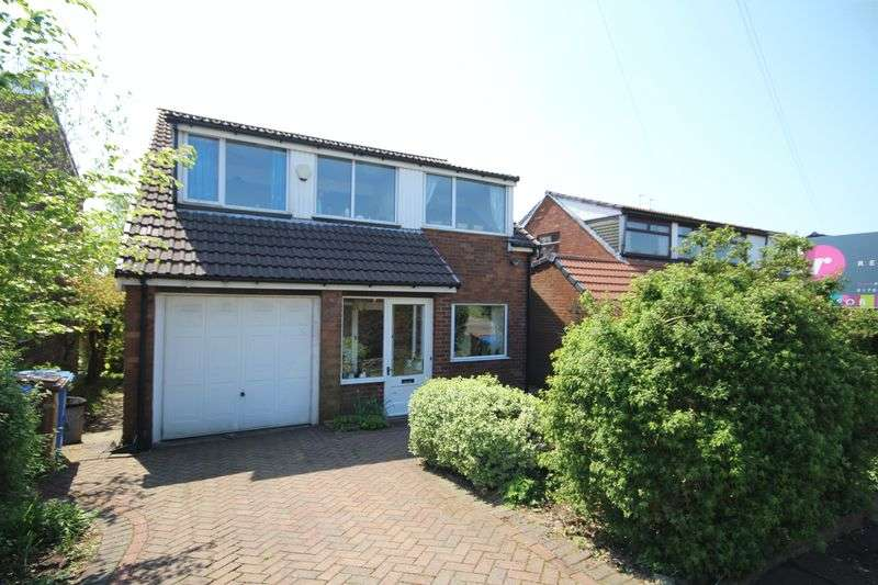 5 Bedrooms Detached House for sale in HIGHFIELD ROAD, Norden, Rochdale OL11 5RZ