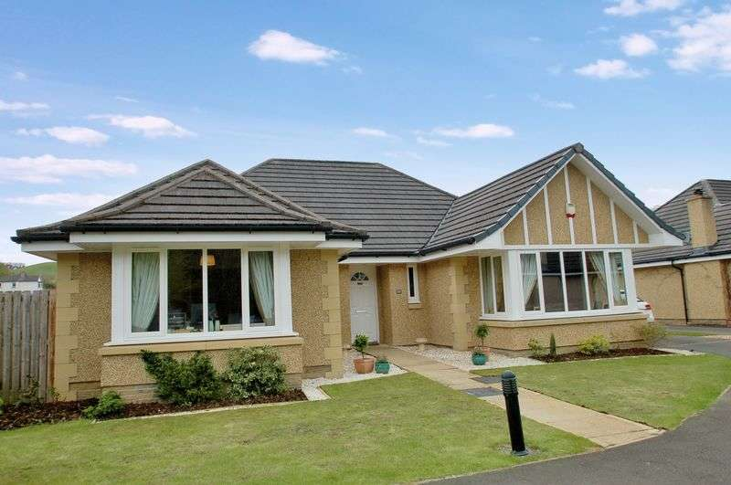 4 Bedrooms Detached Bungalow for sale in Byretown Grove, Kirkfieldbank