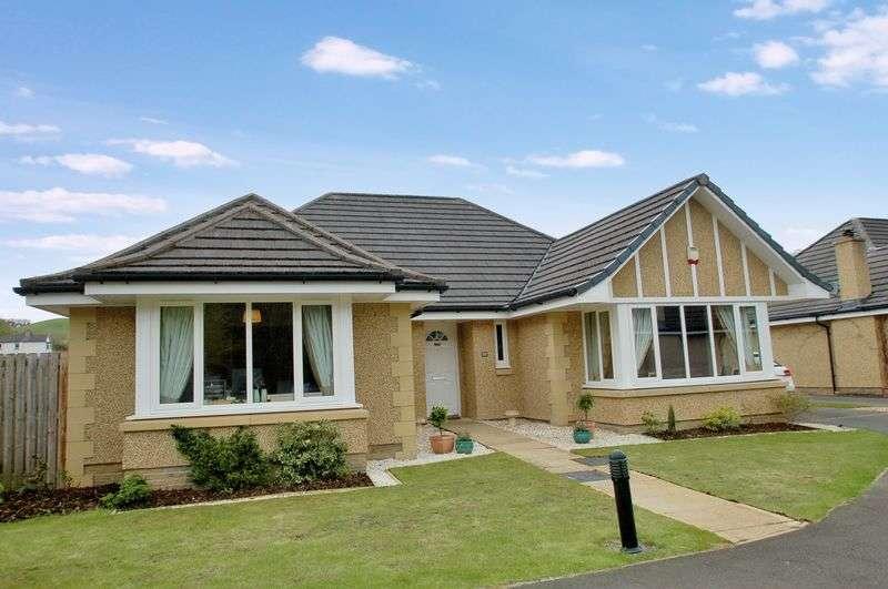 4 Bedrooms Detached Bungalow for sale in Byretown Grove, Kirkfieldbank