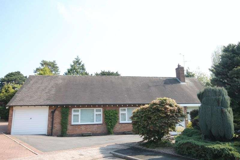 3 Bedrooms Detached Bungalow for sale in THE CLOSE, LITTLEOVER