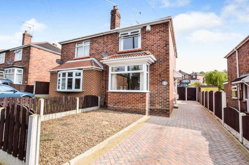 2 Bedrooms Semi Detached House for sale in Flat Lane, Whiston