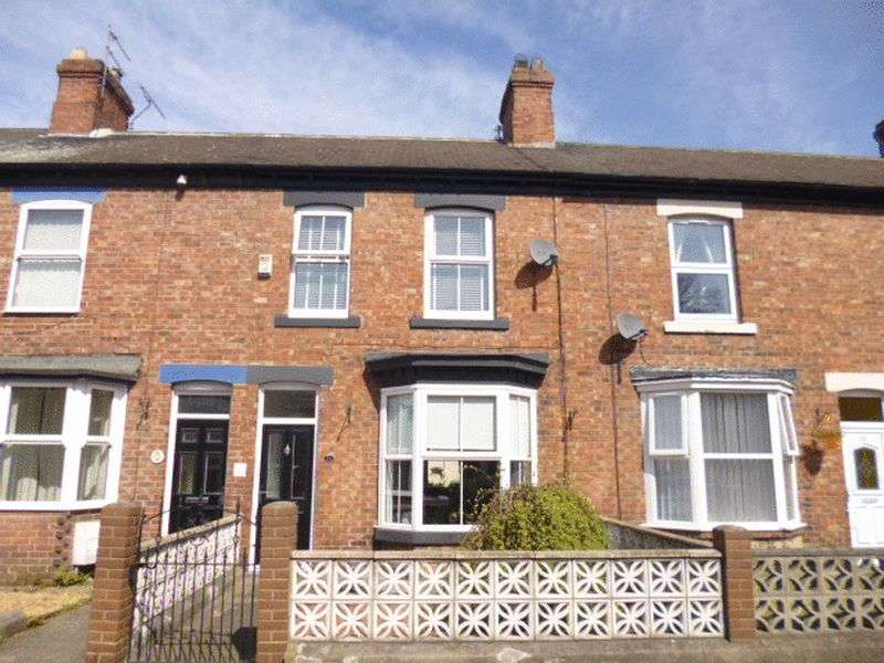 2 Bedrooms Terraced House for sale in Salisbury Place, Bishop Auckland