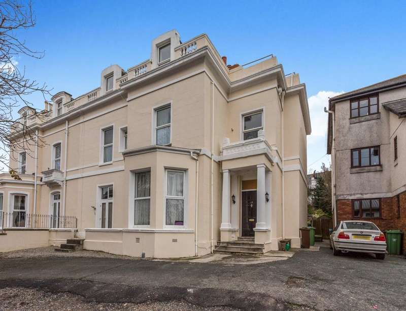 2 Bedrooms Flat for sale in Valletort Road, Plymouth, PL1