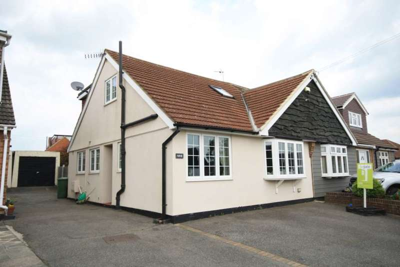4 Bedrooms Semi Detached House for sale in Lorraine Close, Billericay