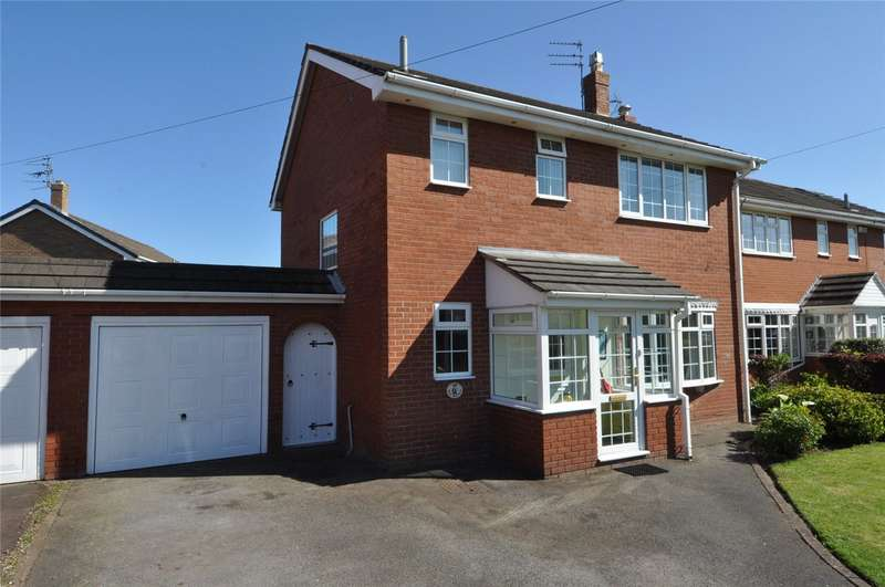 3 Bedrooms Link Detached House for sale in Guffitts Rake, Meols, Wirral