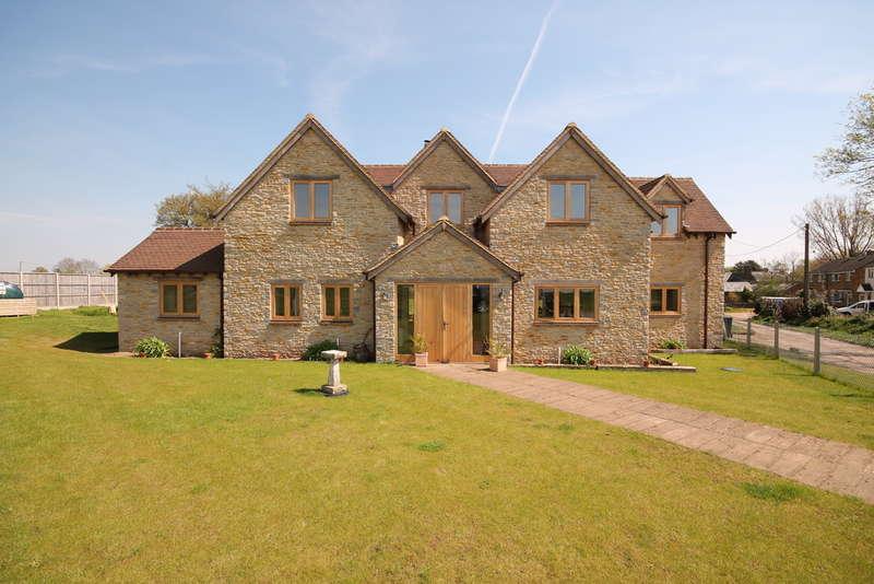 4 Bedrooms Detached House for sale in Glebe Cottage, Knotting, MK44