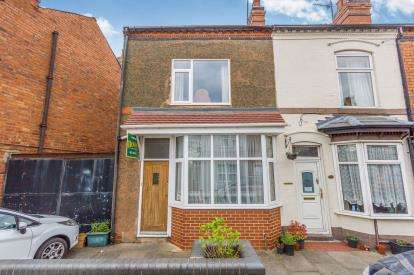 3 Bedrooms End Of Terrace House for sale in Gleave Road, Selly Oak, Birmingham, West Midlands