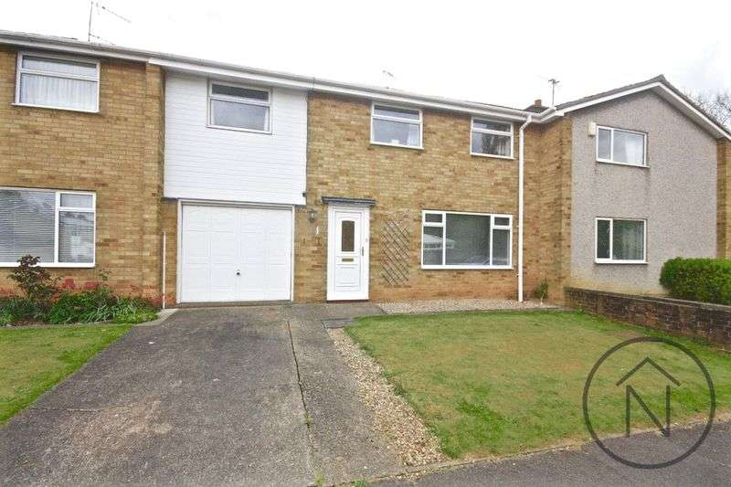 3 Bedrooms Terraced House for sale in Washington Crescent, Newton Aycliffe