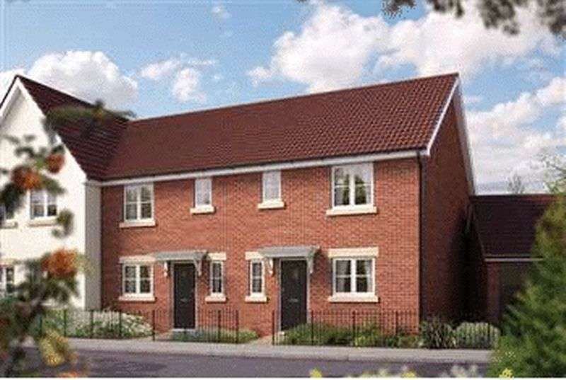 3 Bedrooms Terraced House for sale in A brand new development at Imperial Place, Brockworth, Gloucester, GL3 4SF