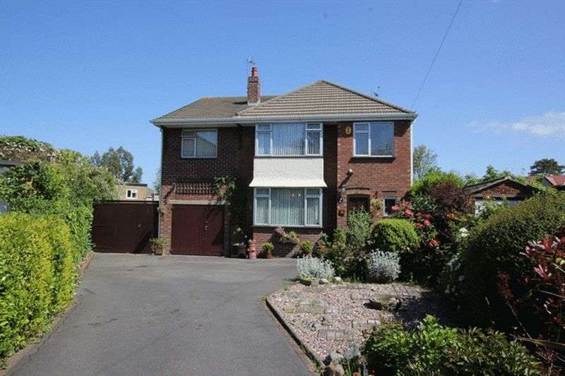 5 Bedrooms Detached House for sale in Frost Drive, Irby, Wirral