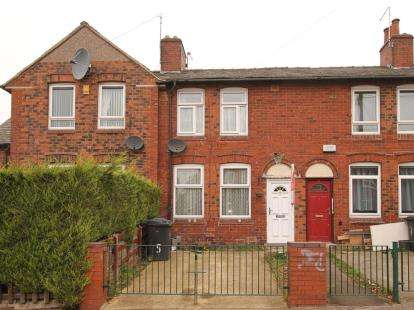 2 Bedrooms Terraced House for sale in Lilac Road, Sheffield, South Yorkshire