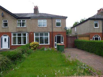 3 Bedrooms Semi Detached House for sale in The Boulevard, Preston, Lancashire