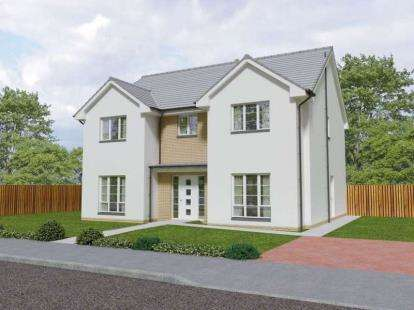 4 Bedrooms House for sale in Burngreen Brae, Kilsyth, Glasgow, G65 0QD
