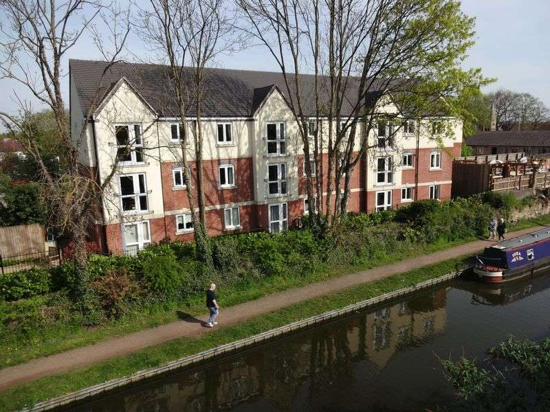 1 Bedroom Flat for sale in Mitton Lodge, Stourport-On-Severn DY13 8GB