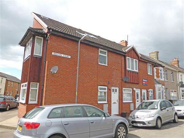2 Bedrooms Maisonette Flat for sale in BRECON COURT, BRECON STREET, CANTON, CARDIFF
