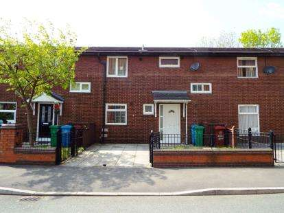 3 Bedrooms Terraced House for sale in Brentwood Street, Manchester, Greater Manchester