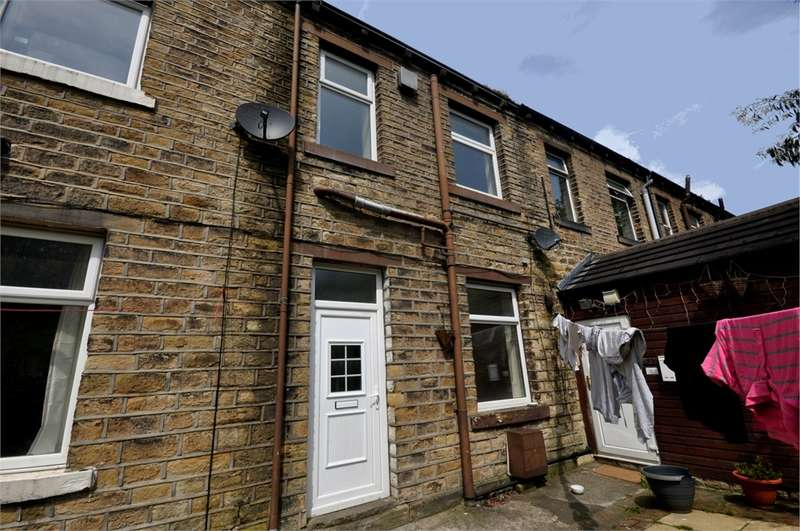 1 Bedroom Terraced House for sale in Manchester Road, Linthwaite, Huddersfield, West Yorkshire