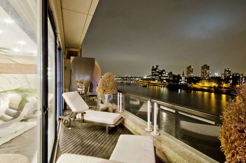 2 Bedrooms Penthouse Flat for sale in Chelsea Harbour, Chelsea, SW10