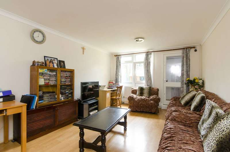 4 Bedrooms Flat for sale in Burrow House, Stockwell, SW9