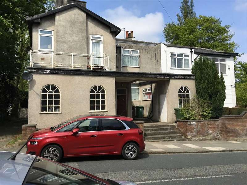 2 Bedrooms Flat for sale in Butterstile Lane, Prestwich