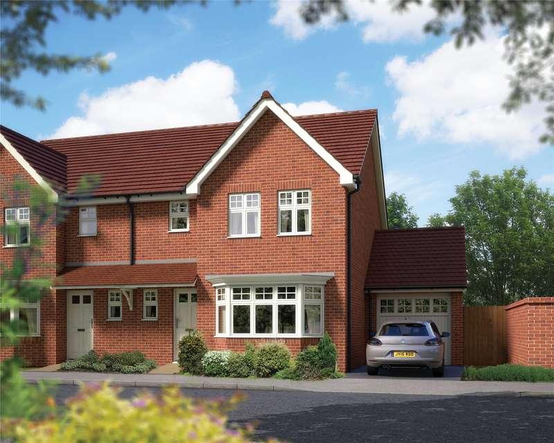 3 Bedrooms Detached House for sale in Hatchwood Mill, Mill Lane, Sindlesham, Wokingham, RG41
