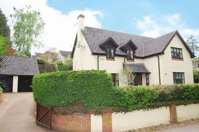 4 Bedrooms Detached House for sale in Llanddewi Rhydderch, Abergavenny
