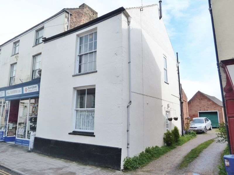 3 Bedrooms Terraced House for sale in Alford