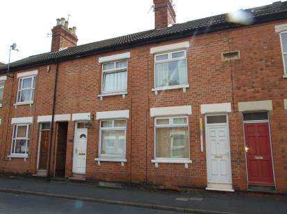 2 Bedrooms Terraced House for sale in Station Street, Loughborough, Leicestershire