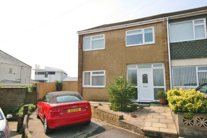 2 Bedrooms End Of Terrace House for sale in Uppercliff Close, Penarth, Vale of Glamorgan. CF64 1BE