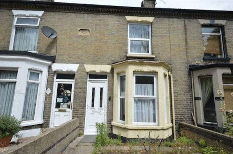 4 Bedrooms Terraced House for sale in Dereham Road, Norwich