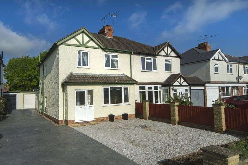 3 Bedrooms Semi Detached House for sale in Broadway, Codsall, Wolverhampton