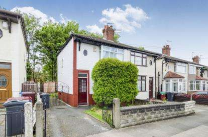 2 Bedrooms Semi Detached House for sale in Gordon Drive, Dovecot, Liverpool, Merseyside, L14
