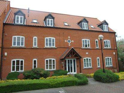 2 Bedrooms Flat for sale in Hassall Court, Long Acre, Nottingham, Nottinghamshire