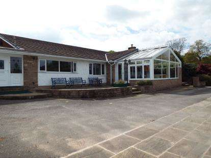 4 Bedrooms Bungalow for sale in Strines Road, Marple, Stockport, Cheshire