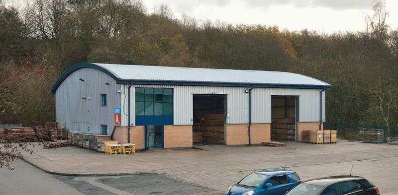 Property for sale in TO LET (MAY SELL) Unit A Rochdale Central Ind Estate, Rochdale, OL11 4HS