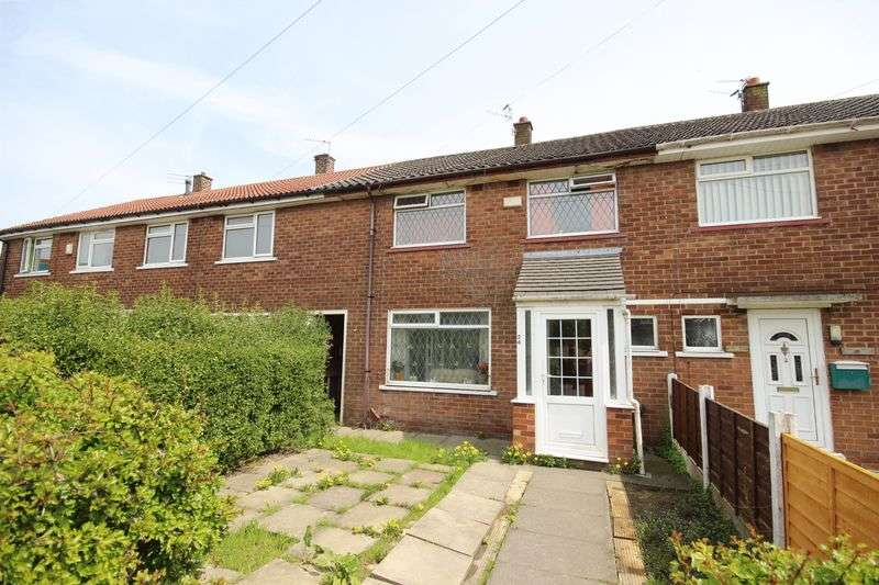 3 Bedrooms Terraced House for sale in Mill Hill, Little Hulton