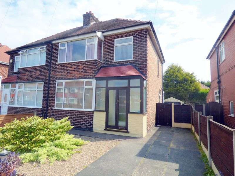 Property for sale in Beatty Avenue, Warrington