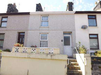 2 Bedrooms Terraced House for sale in Osmond Lane, Porthmadog, Gwynedd, LL49