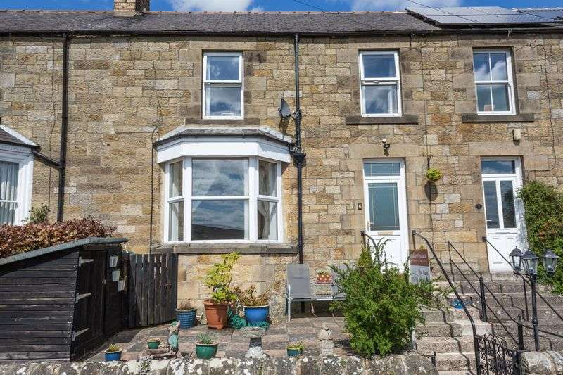 3 Bedrooms Terraced House for sale in Percy Terrace, Bellingham