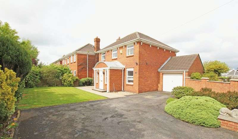 3 Bedrooms Detached House for sale in INGRAM PLACE, CLEETHORPES