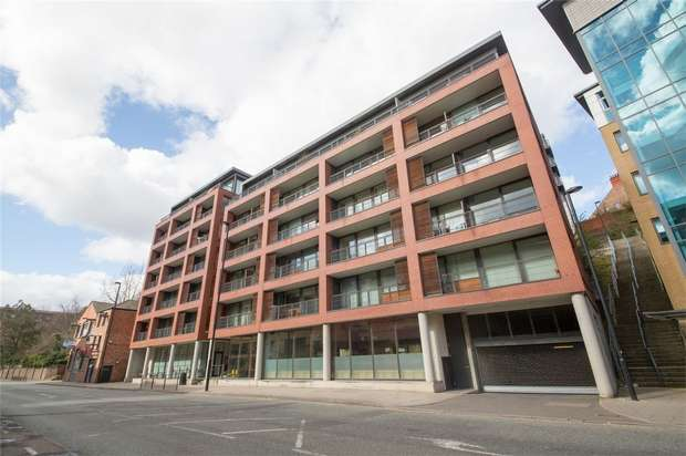 1 Bedroom Flat for sale in 8 Clavering Place, Newcastle upon Tyne, Tyne and Wear