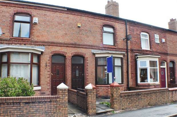 2 Bedrooms Terraced House for sale in Cecil Street, Wigan, Lancashire