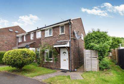 2 Bedrooms End Of Terrace House for sale in Whitewood Way, Worcester, Worcestershire, Uk