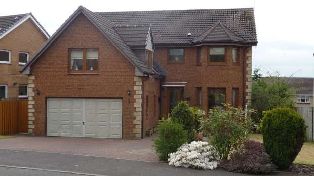 4 Bedrooms Detached House for sale in Morris Crescent, Motherwell, ML1