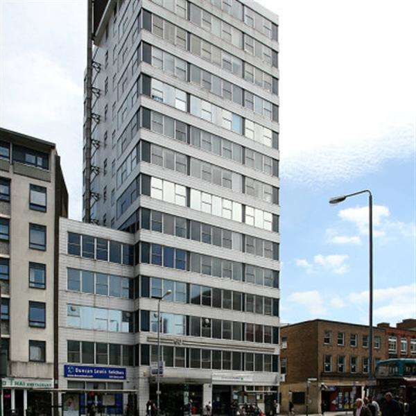 Office Commercial for rent in Charles Street, Serviced Offices Leicester, Leicester