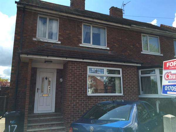 3 Bedrooms Semi Detached House for sale in Rookery Road, Swinton, Doncaster