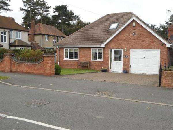 3 Bedrooms Bungalow for sale in York Ave, Finchfield, Wolverhampton
